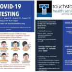 COVID-19 Testing Blitz Details